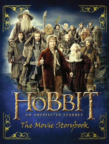 Hobbit An Unexpected Journey  2012 9780007487356 Front Cover