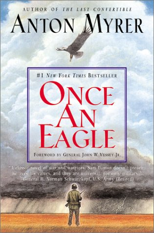 Once an Eagle   2002 edition cover