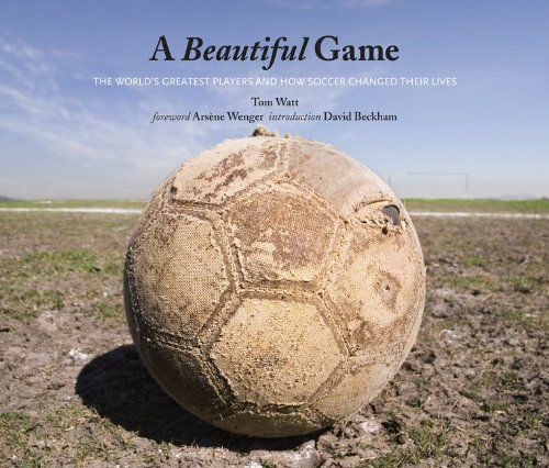 Beautiful Game The World's Greatest Players and How Soccer Changed Their Lives N/A 9780061735356 Front Cover