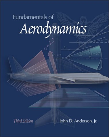 Fundamentals of Aerodynamics  3rd 2001 (Revised) edition cover