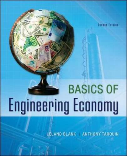 Basics of Engineering Economy  2nd 2014 edition cover