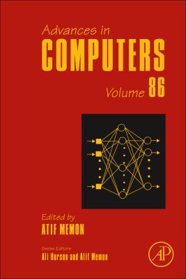 Advances in Computers   2012 edition cover