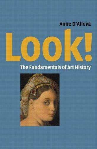 Look! Art History Fundamentals  2004 edition cover