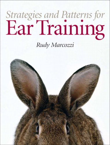 Strategies and Patterns for Ear Training   2008 edition cover