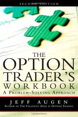 Option Trader's Workbook  2nd 2012 (Revised) edition cover