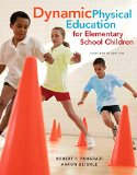 Dynamic Physical Education for Elementary School Children with Curriculum Guide Lesson Plans 18th 2016 edition cover