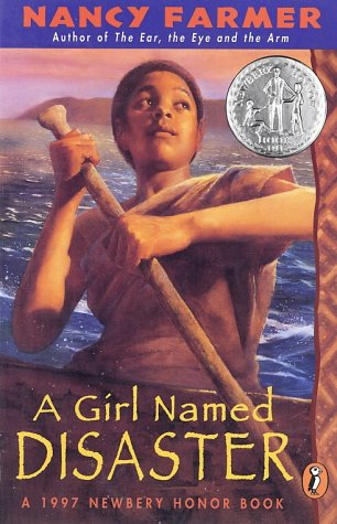 Girl Named Disaster   1996 9780140386356 Front Cover