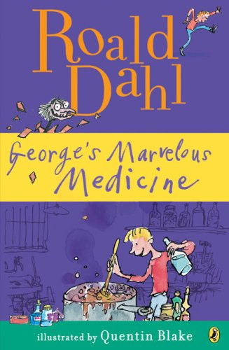 George's Marvelous Medicine  N/A edition cover