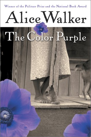 Color Purple   1982 edition cover