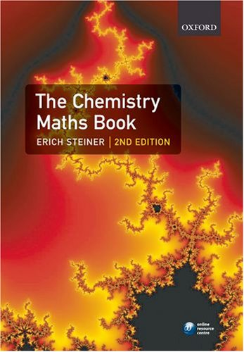 Chemistry Maths Book  2nd 2007 (Reprint) edition cover