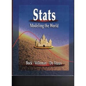 STATS : Modeling the World 1st 2004 edition cover