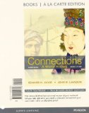 Connections A World History, Volume 1: to 1650, Books a la Carte Edition 2nd 2012 edition cover