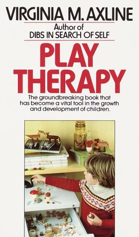 Play Therapy  Revised edition cover