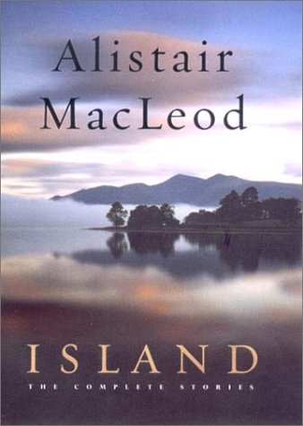 Island The Collected Stories  2001 edition cover
