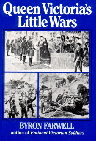 Queen Victoria's Little Wars  Reprint  edition cover