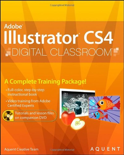 Illustrator CS4   2009 edition cover