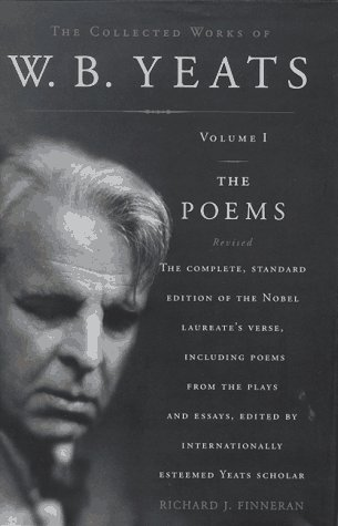 Collected Works of W. B. Yeats  2nd 1997 edition cover