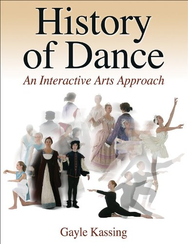 History of Dance An Interactive Arts Approach  2007 edition cover