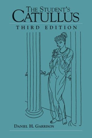 Student's Catullus  3rd 2004 (Revised) edition cover
