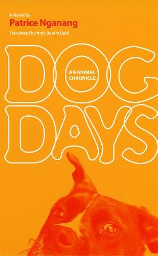 Dog Days An Animal Chronicle  2006 edition cover