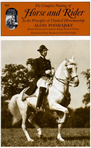 Complete Training of Horse and Rider  N/A edition cover