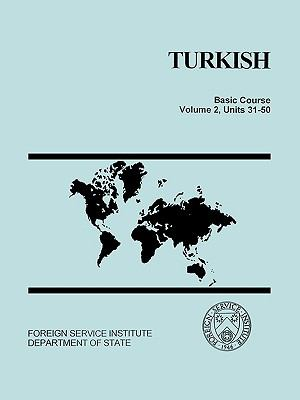 Turkish Course N/A 9780884327356 Front Cover