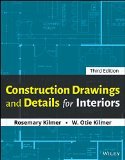 Construction Drawings and Details for Interiors: Basic Skills  2016 9781118944356 Front Cover