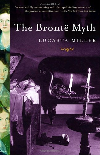Bronte Myth   2001 edition cover