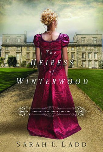 Heiress of Winterwood   2013 9781401688356 Front Cover