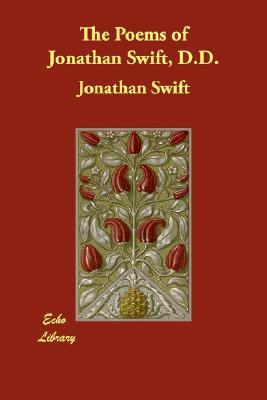 Poems of Jonathan Swift, D D N/A 9781406823356 Front Cover