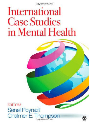International Case Studies in Mental Health   2013 edition cover