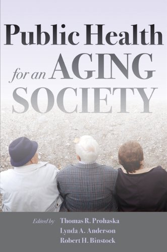 Public Health for an Aging Society   2012 edition cover