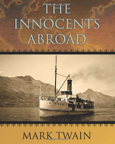Innocents Abroad  N/A edition cover