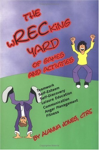 Wrecking Yard of Games and Activities  N/A edition cover