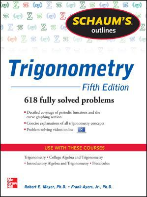Trigonometry  5th 2013 (Revised) edition cover