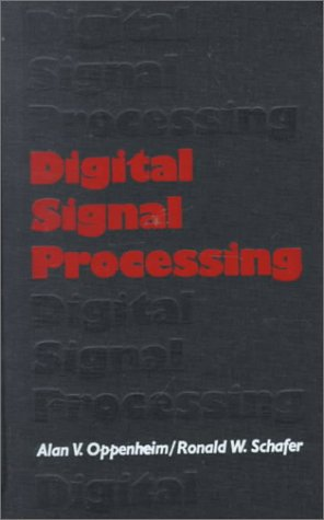 Digital Signal Processing   1974 edition cover