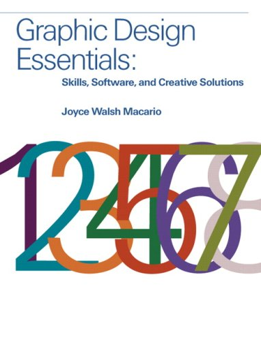 Graphic Design Essentials Skills, Software and Creative Solutions  2009 edition cover