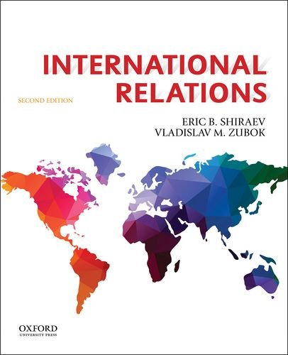 International Relations  2nd 2016 9780190454357 Front Cover