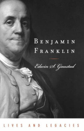 Benjamin Franklin   2005 edition cover