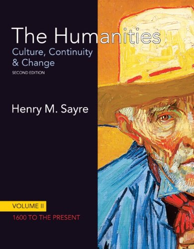 Humanities Culture, Continuity and Change - 1600 to the Present 2nd 2012 (Revised) 9780205013357 Front Cover