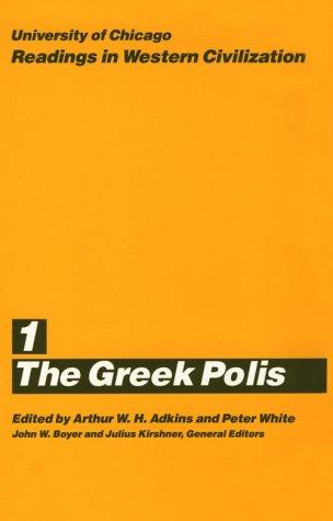 Greek Polis   1986 edition cover