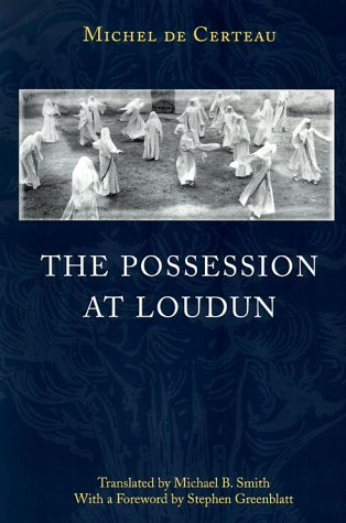 Possession at Loudun   2000 (Reprint) edition cover