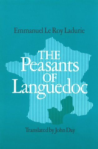 Peasants of Languedoc  Reprint  edition cover