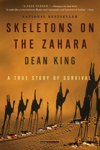 Skeletons on the Zahara A True Story of Survival  2004 edition cover