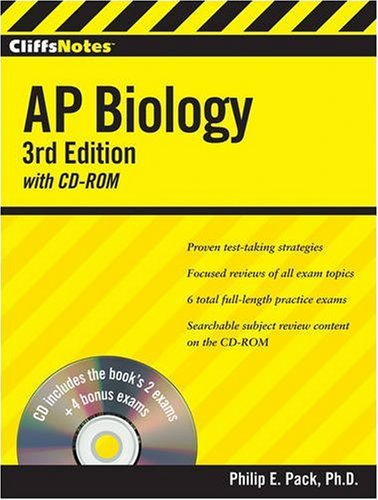 AP Biology  3rd 2009 edition cover