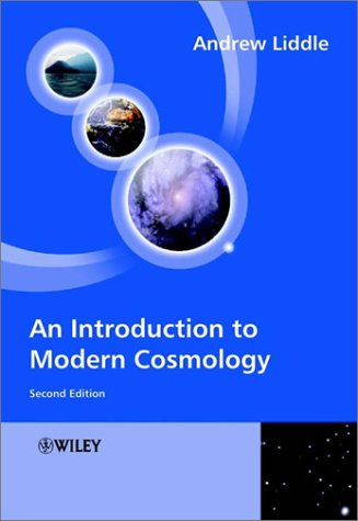 Introduction to Modern Cosmology  2nd 2003 (Revised) edition cover