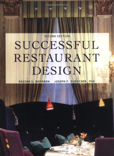Successful Restaurant Design  2nd 2001 (Revised) edition cover