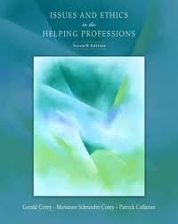 ISSUES+ETHICS IN HELPING PROF. 7th 2007 9780495164357 Front Cover