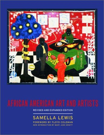 African American Art and Artists  2nd 2003 (Revised) edition cover