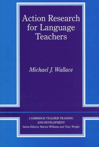 Action Research for Language Teachers   1997 9780521555357 Front Cover
